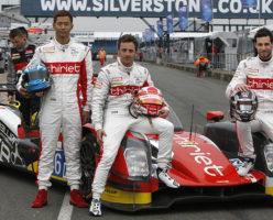 Team TDS Racing ELMS 2016 Silverstone